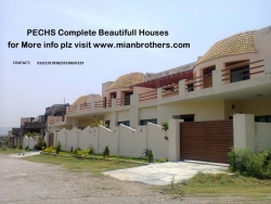 Plot for Sale P.E.C.H.S ISLAMABAD