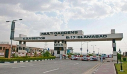 Plot for Sale B-17 Sector ISLAMABAD