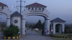 Plot for Rent P.E.C.H.S ISLAMABAD