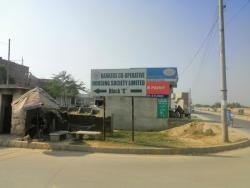 Plot for Sale Bankers Town Housing Scheme LAHORE