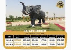 Plot for Sale Ferozpur Road LAHORE