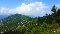 Plot for Sale Patriata MURREE