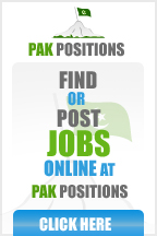Find Jobs in Pakistan