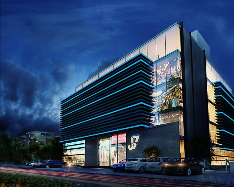 Commercial Available for Sale D-17 Sector ISLAMABAD J7-one indoor shopping mall