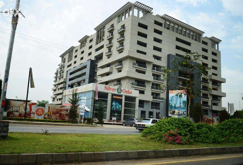 Commercial Available for Sale F-10 Sector ISLAMABAD Silver Oks