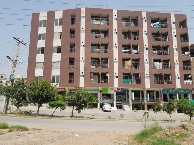 Commercial Available for Sale Korang Town ISLAMABAD