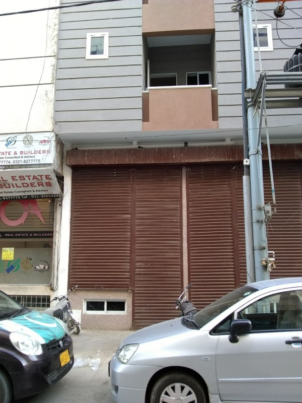 Commercial Available for Sale Defence Housing Authority KARACHI 500 Square Feet Shop For Sale With Basement At Bukhari Commercial DHA Phase 6 Karachi