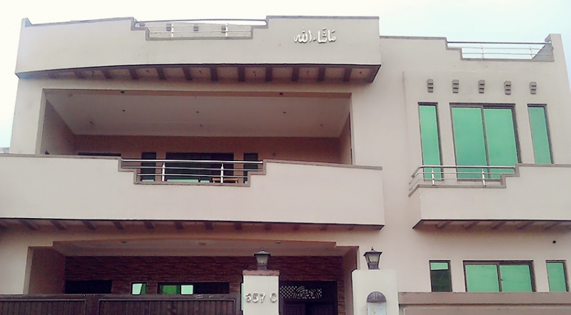 House Available for Rent CBR Town ISLAMABAD