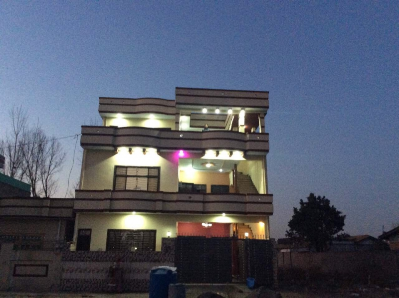 House Available for Sale Mansehra Road ABBOTTABAD
