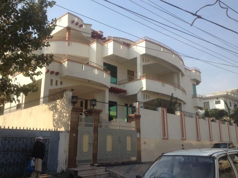 House Available for Sale Mirpur AZAD KASHMIR Main House