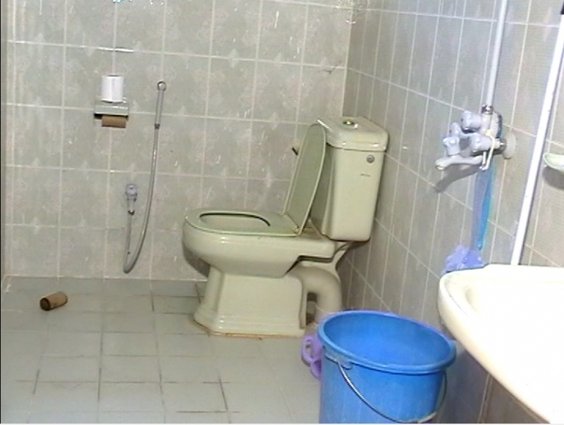 House Available for Sale Other Locations AZAD KASHMIR European style toilet and shower room