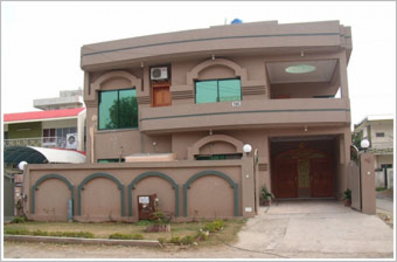 House Available for Sale G-13 Sector ISLAMABAD
