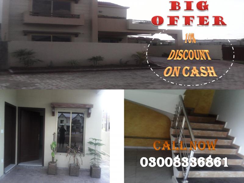 House Available for Sale BharaKahu ISLAMABAD