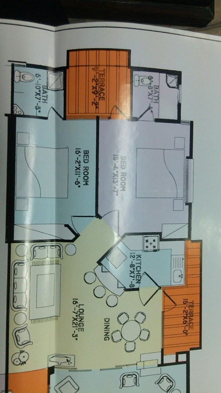 House Available for Sale F-10 Sector ISLAMABAD Flat Map