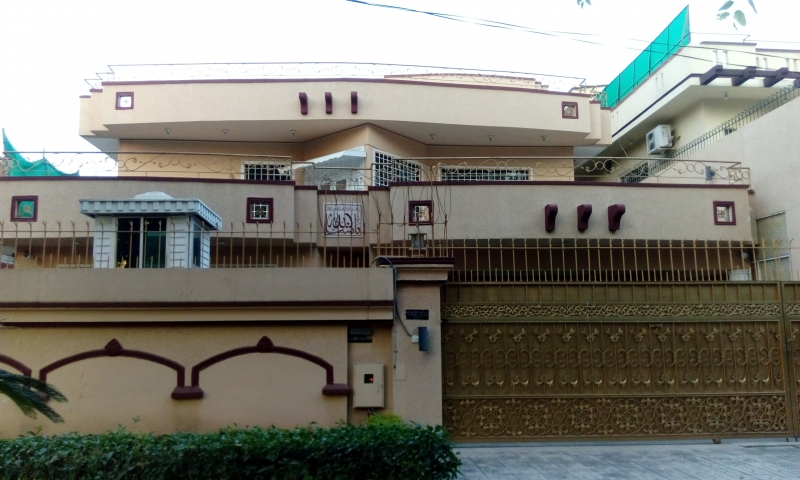 House Available for Sale F-8 Sector ISLAMABAD