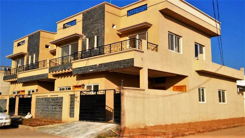 House Available for Sale Lehtrar Road ISLAMABAD