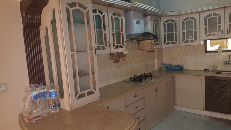 House Available for Sale Gulistan-e-Jauhar KARACHI Open Kitchen