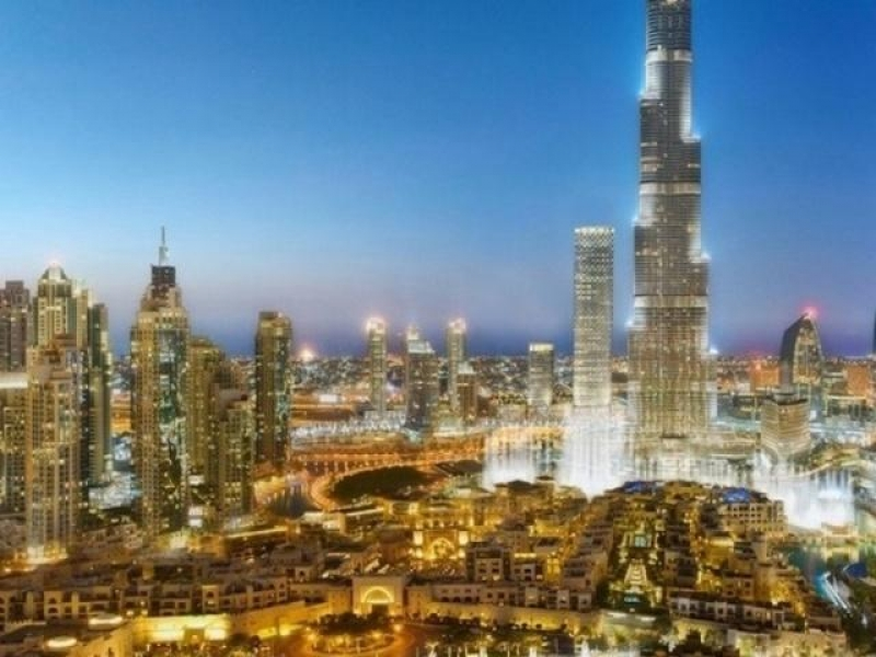 House Available for Sale OTHERS Other Cities 2br+ 2balconies for sale in Burj Vista 1!!!  -  AED 2,237,888
