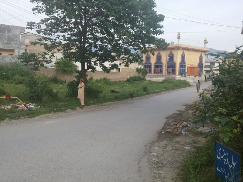 Plot Available for Sale Mansehra ABBOTTABAD