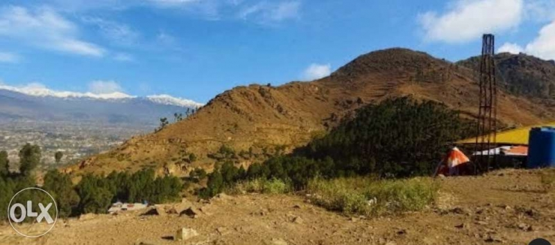 Plot Available for Sale Mansehra ABBOTTABAD This Photo took from Lughmani Hill.