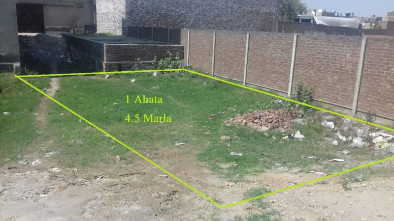 Plot Available for Sale Other Location GUJRANWALA