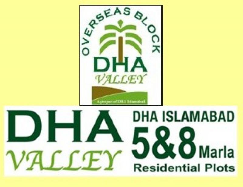 Plot Available for Sale DHA Valley ISLAMABAD Dha valley