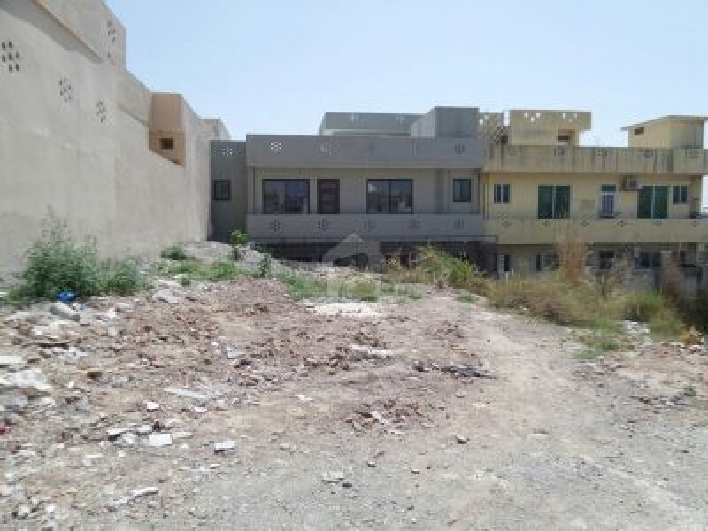 Plot Available for Sale Pakistan Town ISLAMABAD