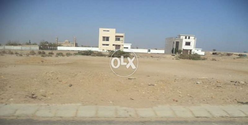 Plot Available for Sale Defence Housing Authority KARACHI