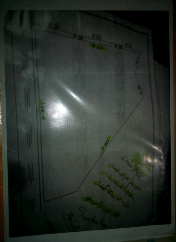 Plot Available for Sale Gulshan-e-Iqbal KARACHI Map of Plot