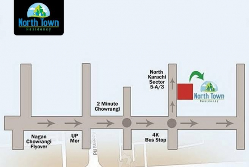 Plot Available for Sale North Karachi Township KARACHI North town residency phase 2