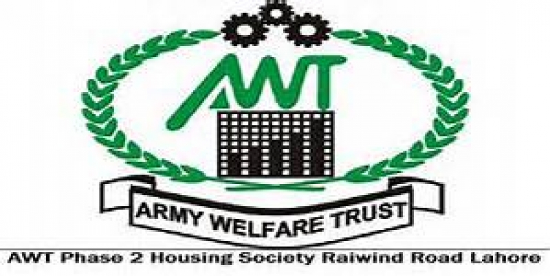 Plot Available for Sale A.W.T LAHORE awt phase 2