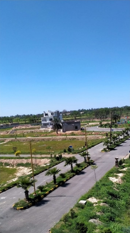 Plot Available for Sale OTHERS SARGODHA This is inside view of Town.. For more pics contact Me on whatsapp or call